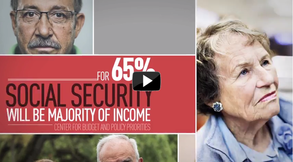 Click to watch #ExpandSocialSecurity Ad