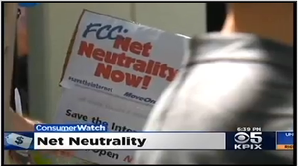 San Francisco protests the FCC