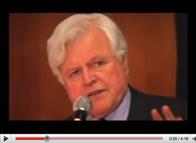 Video of Teddy Kennedy