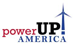 Power Up America logo