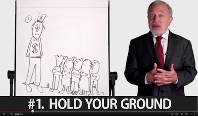 Robert Reich: 8 Principles to Guide you Through the Fiscal Cliff
