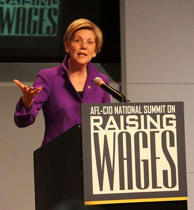 Elizabeth Warren at National Summit on Raising Wages