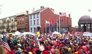 Trenton rally